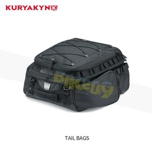 쿠리야킨 할리 오토바이 가방 Momentum 로우머 Black 테일백 5214