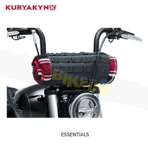 쿠리야킨 할리 오토바이 가방 재킷 롤 Black ESSENTIALS 5224