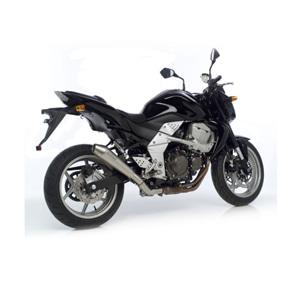레오빈스 가와사키 Z750 슬립온 GP 스타일 이녹스 티타늄 이녹스 (07-14) 오토바이 머플러