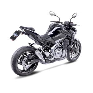 레오빈스 가와사키 Z900 슬립온 LV10 이녹스 티타늄 이녹스 (17-18) 오토바이 머플러