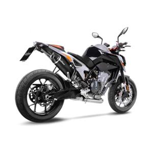 레오빈스 KTM 790듀크 슬립온 LV ONE EVO 카본 매트 카본 (18+) 오토바이 머플러