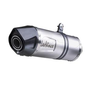 레오빈스 피아지오 MP3 500/비지니스/LT/스포츠 슬립온 LV ONE EVO 이녹스 티타늄 카본 (11-16) 오토바이 머플러