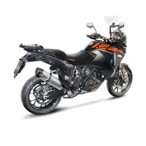 레오빈스 KTM 1290슈퍼어드벤처 R/S/T 슬립온 LV ONE EVO 이녹스 티타늄 카본 (17-18) 오토바이 머플러