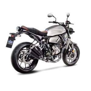 레오빈스 야마하 XSR700ABS 풀 시스템 GP DUALS 이녹스 매트 이녹스 (16-18) 오토바이 머플러 15109K