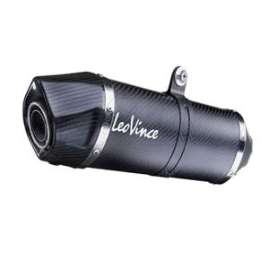 레오빈스 야마하 YZF-R3 풀 시스템 2/1 LV ONE EVO 카본 매트 카본 (15-17) 오토바이 머플러