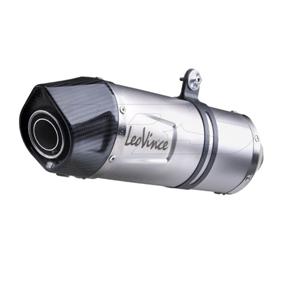 레오빈스 야마하 MT-03 풀 시스템 2/1 LV ONE EVO 이녹스 티타늄 카본 (16-17) 오토바이 머플러