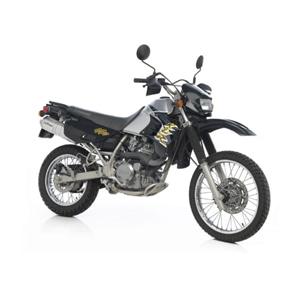 레오빈스 가와사키 KLR650 슬립온 X3 알루미늄 SCOTCH 브라이트 이녹스 (97-18) 오토바이 머플러