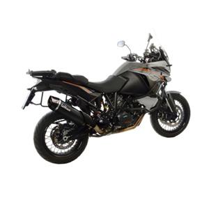 레오빈스 KTM 1190/R 어드벤처 슬립온 BLACK 이녹스 매트 카본 (13-16) 오토바이 머플러