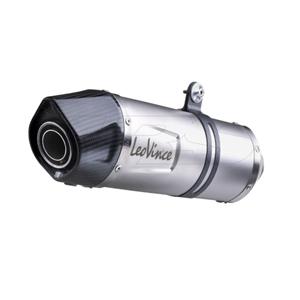 레오빈스 베스파 GTS250 슬립온 LV ONE EVO 이녹스 티타늄 카본 (05-13) 오토바이 머플러