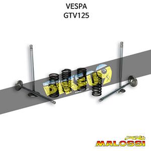 베스파 VESPA GTV125 4 STROKE VALVE with SPRINGS for ORIGINAL CYLINDER HEAD 말로시 캬브레이터 킷 벨브 셋트