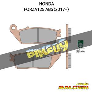 혼다 HONDA 포르자125 ABS(2017-) BRAKE PADS MHR SYNT homologated (Front) 말로시 브레이크 브레이크 디스크