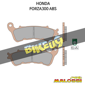 혼다 HONDA 포르자300 ABS BRAKE PADS MHR SYNT homologated (Front) 말로시 브레이크 브레이크 디스크