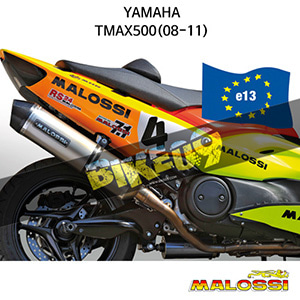 야마하 YAMAHA 티맥스500(08-11) EXHAUST SYS. MAXI WILD LION 말로시 머플러