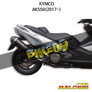 킴코 KYMCO AK550(2017-) MAXI WILD LION SILENCER for ORIGINAL / Malossi MANIF. 말로시 머플러