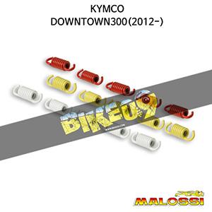 킴코 KYMCO 다운타운300(2012-) RACING CLUTCH SPRING SET MAXI SCOOTER 말로시 구동계 튜닝 파츠