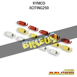 킴코 KYMCO 익사이팅250 RACING CLUTCH SPRING SET MAXI SCOOTER 말로시 구동계 튜닝 파츠