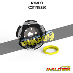 킴코 KYMCO 익사이팅250 MAXI FLY CLUTCH NOT adjust. autom.clutch for CLUTCH BELL Ø 152-153 말로시 구동계 튜닝 파츠