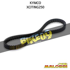 킴코 KYMCO 익사이팅250 X K belt for MAXI SCOOTER (24x11,4x995 mm 32°) 말로시 구동계 튜닝 파츠