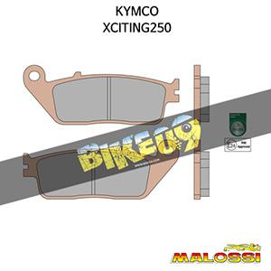 킴코 KYMCO 익사이팅250 BRAKE PADS MHR SYNT homologated 말로시 브레이크 브레이크 디스크