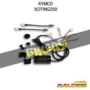 킴코 KYMCO 익사이팅250 RAPID SENSE SYSTEM DUAL TEMP METER 말로시 엔진 액세서리