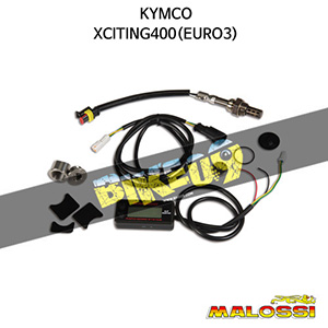 킴코 KYMCO 익사이팅400(EURO3) RAPID SENSE SYSTEM A / F RATIO METER 말로시 엔진 액세서리