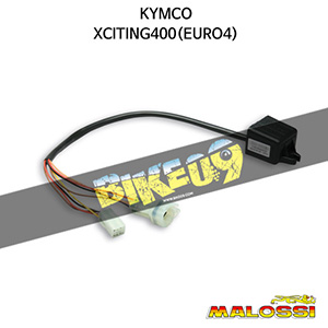 킴코 KYMCO 익사이팅400(EURO4) TC UNIT O2 controller - lambda emulator 말로시 보조ECU