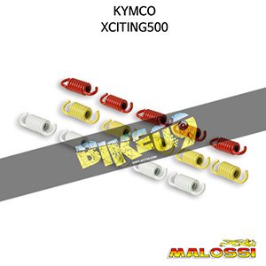 킴코 KYMCO 익사이팅500 RACING CLUTCH SPRING SET MAXI SCOOTER 말로시 구동계 튜닝 파츠
