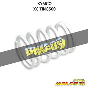 말로시 킴코 KYMCO 익사이팅500 WHITE VARIATOR ADJUSTER SPRING ext.Ø 80,4x115mm thread Ø 6,5mm 11,2k 구동계 튜닝 파츠