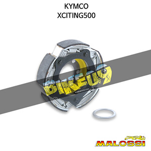 킴코 KYMCO 익사이팅500 MAXI FLY CLUTCH NOT adjust. autom.clutch for CLUTCH BELL Ø 160 말로시 구동계 튜닝 파츠