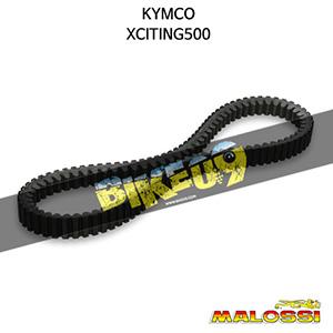 킴코 KYMCO 익사이팅500 X K belt for KYMCO XCITING 500 euro 2-3 (28,9x14,7x1036 mm 28°) 말로시 구동계 튜닝 파츠
