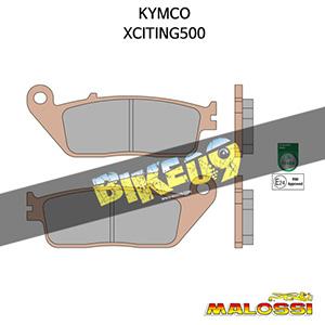 킴코 KYMCO 익사이팅500 BRAKE PADS MHR SYNT homologated 말로시 브레이크 브레이크 디스크