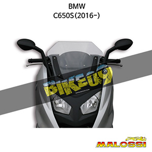 BMW C650S(2016-) SPORT SCREEN - CLEAR - W 410xH 400 THK 3 mm 말로시 프레임 파츠
