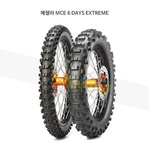 메첼러 오토바이 타이어 MCE 6 DAYS EXTREME 90/90-21M/C 54M. MCSDEF