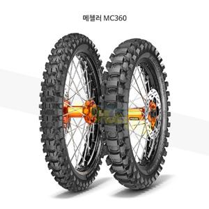 메첼러 오토바이 타이어 MC360 100/90-19M/C 57MMST 360MSR