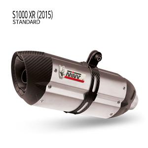 미브 S1000XR (standard) 슬립온 머플러 (2015) 수오노 스틸 BMW