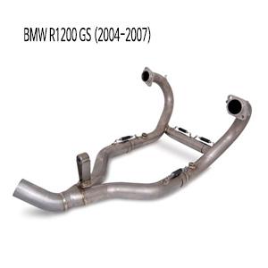 미브 R1200GS 헤드파이프 (04-07) 메니폴더 머플러 BMW