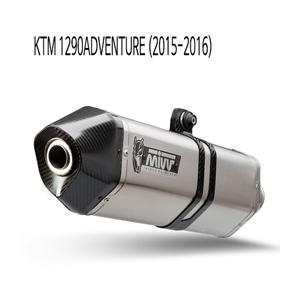 미브 1290어드벤처 스피드엣지 스틸 슬립온 머플러 KTM (2015-2016)