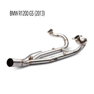 미브 BMW 메니폴더 헤드파이프 머플러 R1200GS (2013)