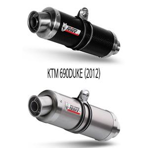 미브 690듀크 머플러 KTM (2012) GP 슬립온