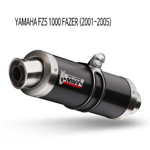 미브 FZ51000페이져 블랙 스틸 슬립온 01-05 GP 머플러 야마하