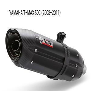 미브 티맥스500 머플러 야마하 (08-11) 수오노 블랙 스틸 풀시스템