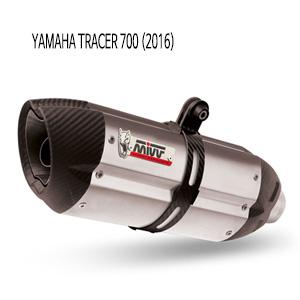 미브 트레이서700 수오노 풀시스템 (2016) 스틸 머플러 야마하