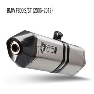 미브 F800S/ST 스피드엣지 스틸 슬립온 (06-12) 머플러 BMW