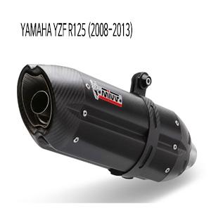 미브 YZF R125 08-13 BLACK 수오노 스틸 풀시스템 머플러 야마하