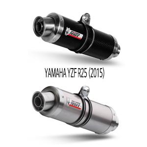 미브 YZF R25 GP 슬립온 머플러 야마하 (2015)