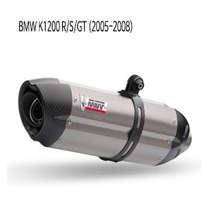 미브 K1200/R/S/GT 티탄 05-08 수오노 슬립온 머플러 BMW