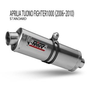 미브 투오노 파이터1000 (standard) 슬립온 머플러 아프릴리아 (06-10) 오벌 스틸
