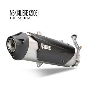 미브 KILIBRE (2003) 어반 스틸 풀시스템 머플러 MBK