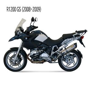 미브 R1200GS 스틸 슬립온 수오노 (08-09) 머플러 BMW