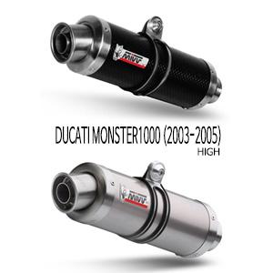 미브 몬스터1000 GP 슬립온 (high) 머플러 두카티 (03-05)